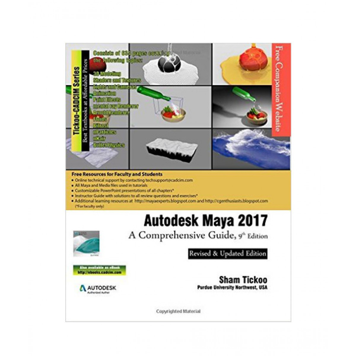 565c08d3a6 Reviews for Autodesk Maya 2017 A Comprehensive Guide Book Available ...