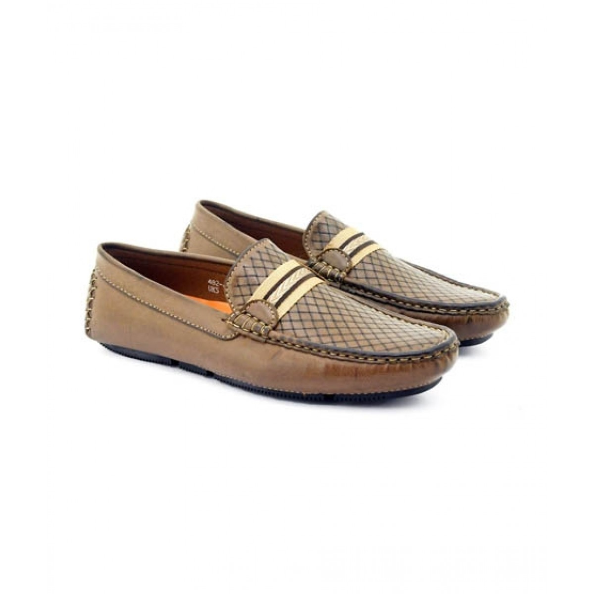 Bata Casual Loafers For Men Brown (482-4403)