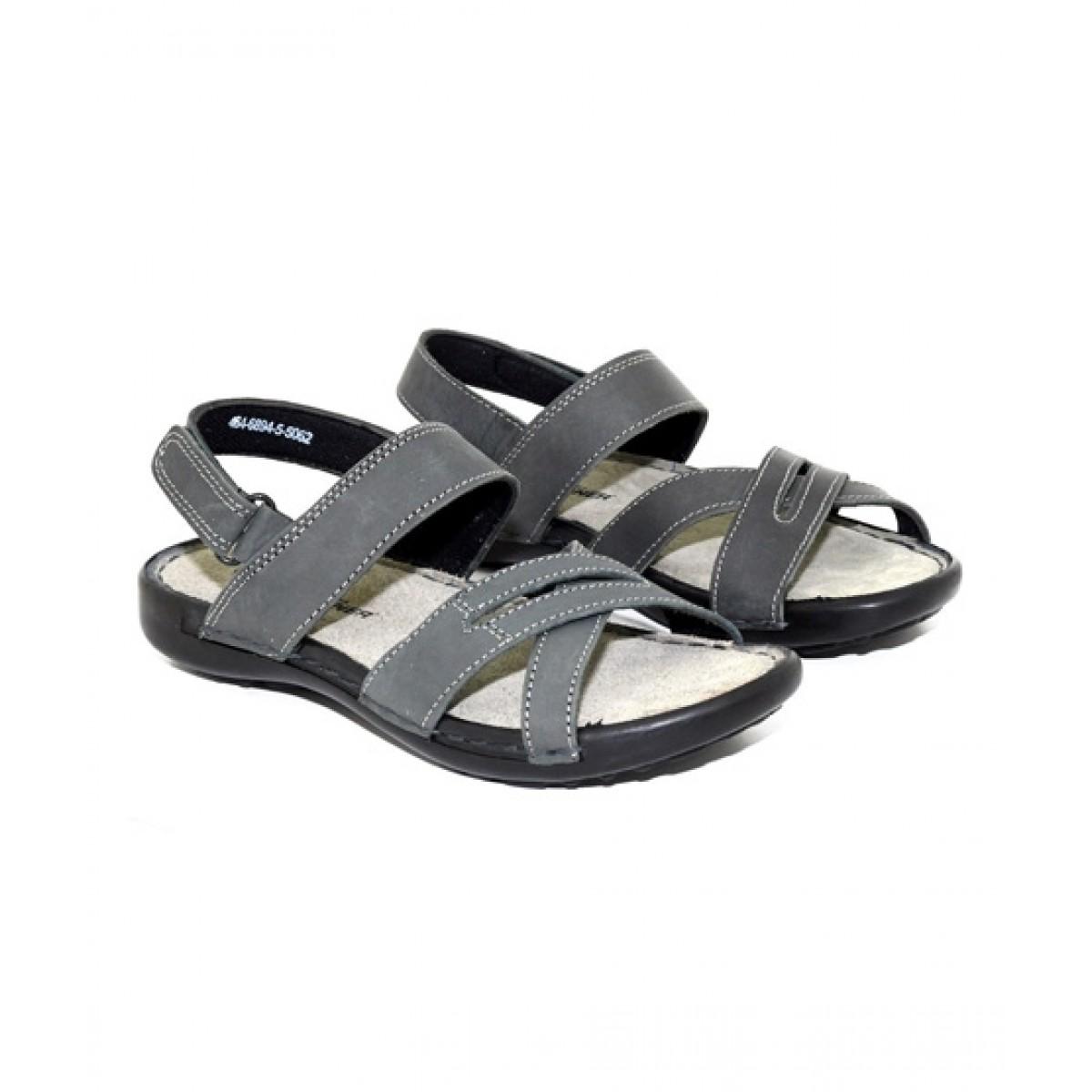 Bata Weinbrenner Sandal For Men Black (464-6894)