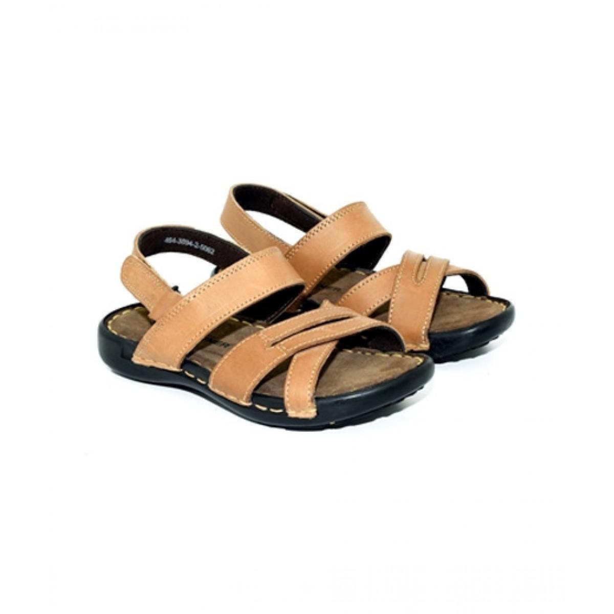Bata Weinbrenner Sandal For Men Light Brown (464-3894)