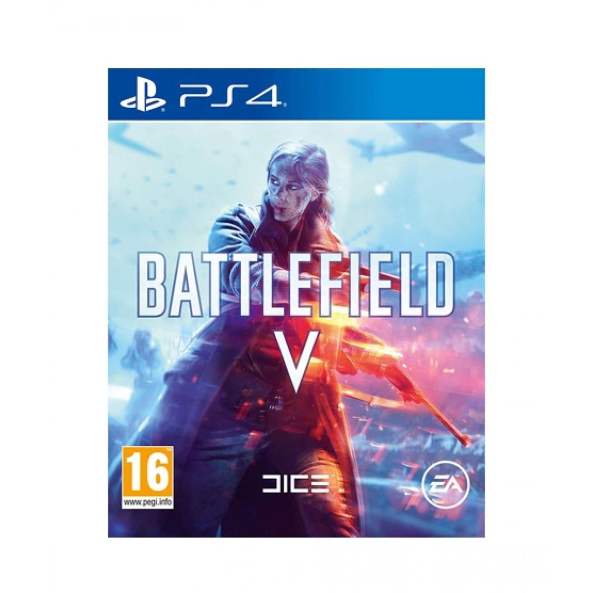 Battlefield V Game For PS4