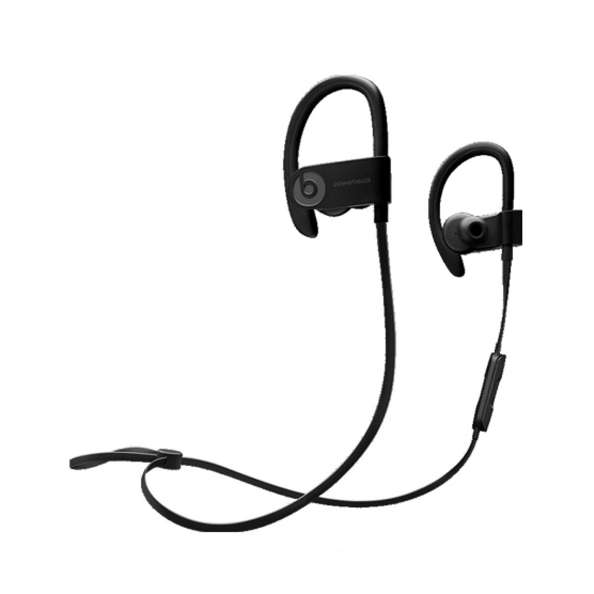 Beats Powerbeats3 Wireless Bluetooth Earphones Black