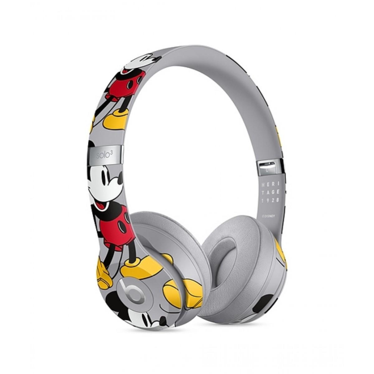 Beats Solo 3 Wireless On Ear Headphones Price In Pakistan Buy Beats Solo 3 Mickey S 90th Anniversary Edition Bluetooth On Ear Headphones Ishopping Pk
