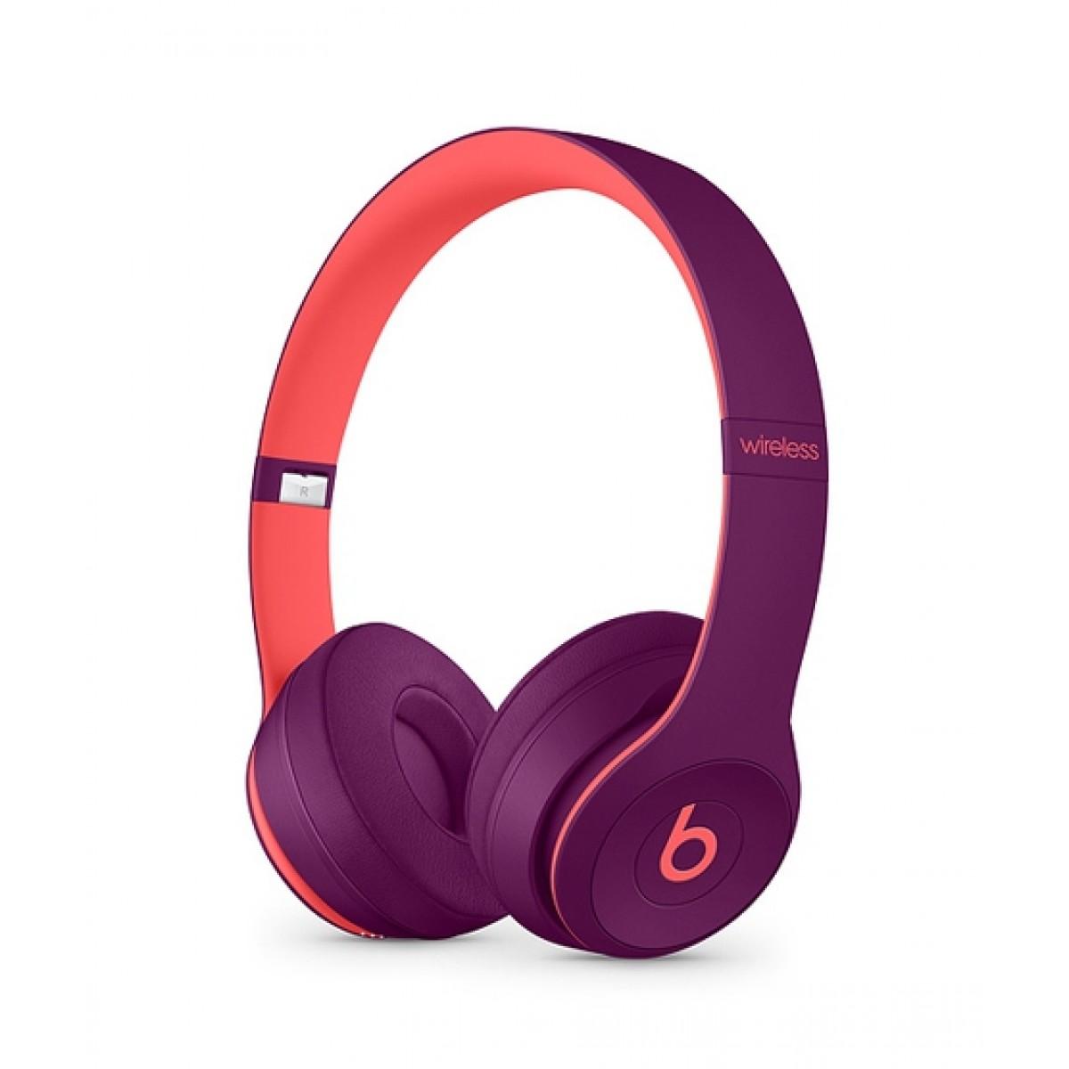 Beats Solo 3 Wireless On Ear Headphones Price In Pakistan Buy Beats Bluetooth Headphones Pop Magenta Ishopping Pk