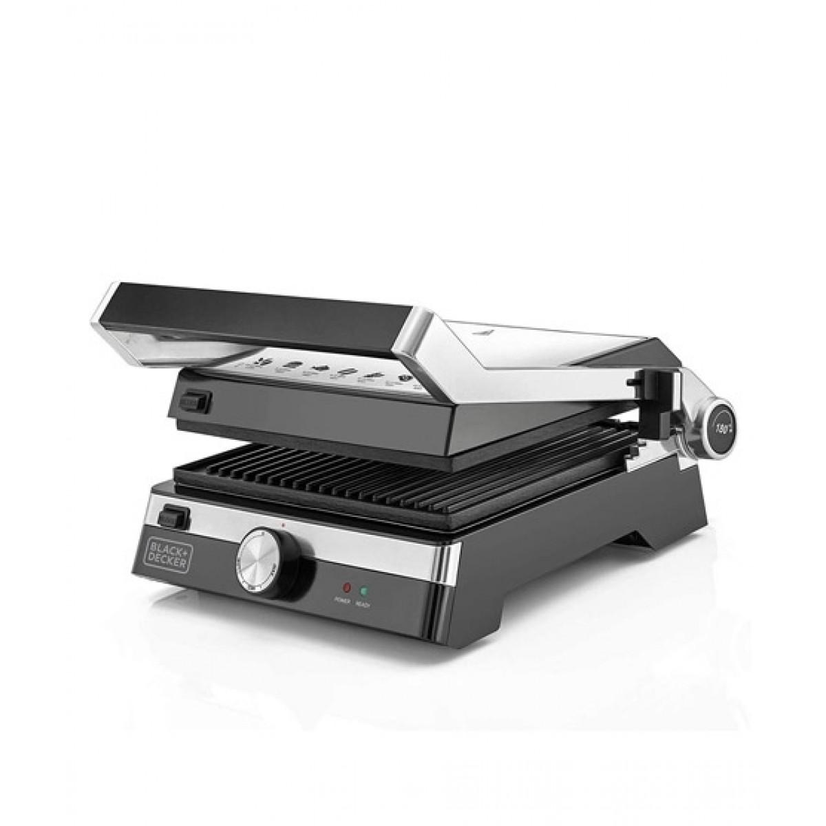 Black & Decker 2000W Family Health Grill (CG2000)