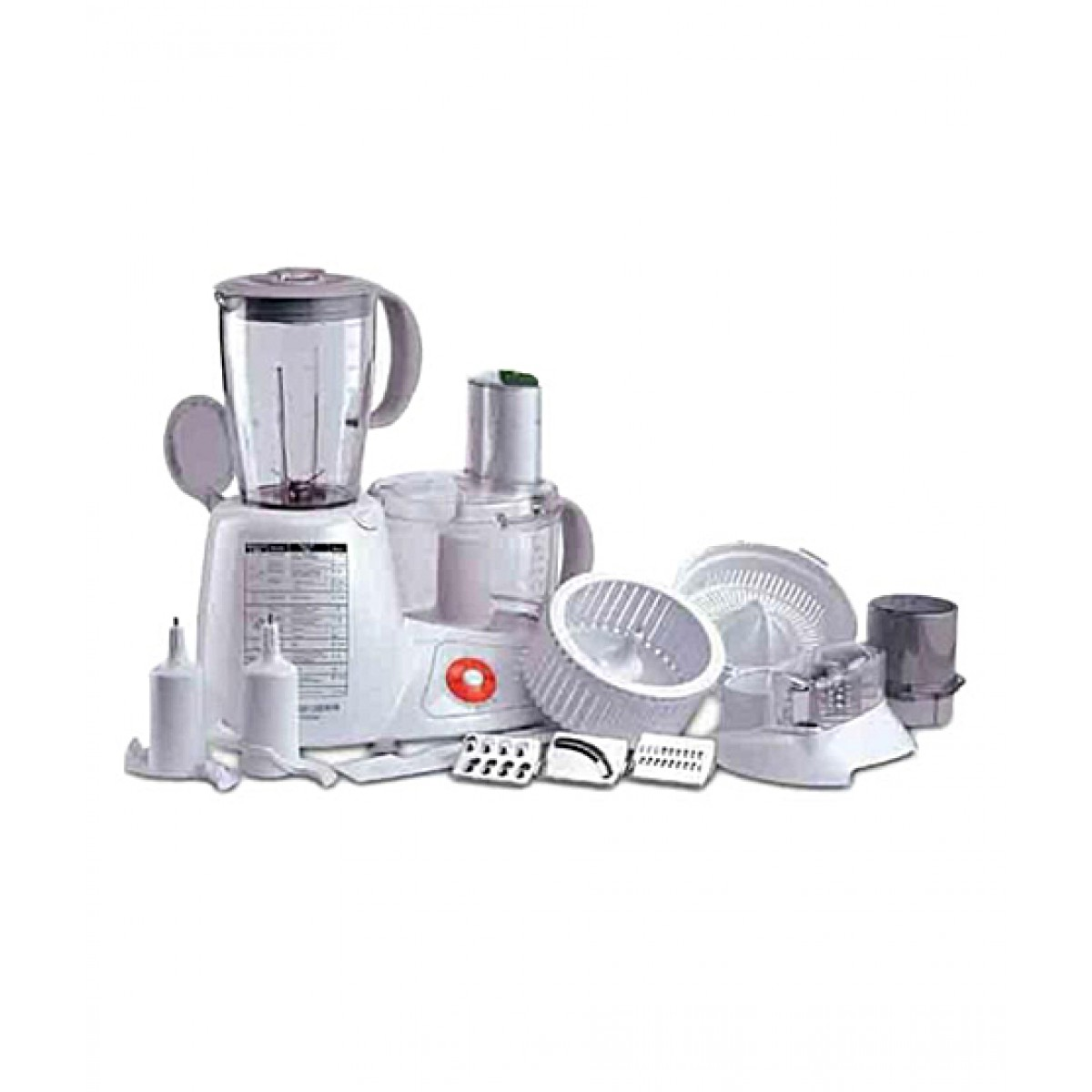 Black & Decker Food Processor (FX1000)