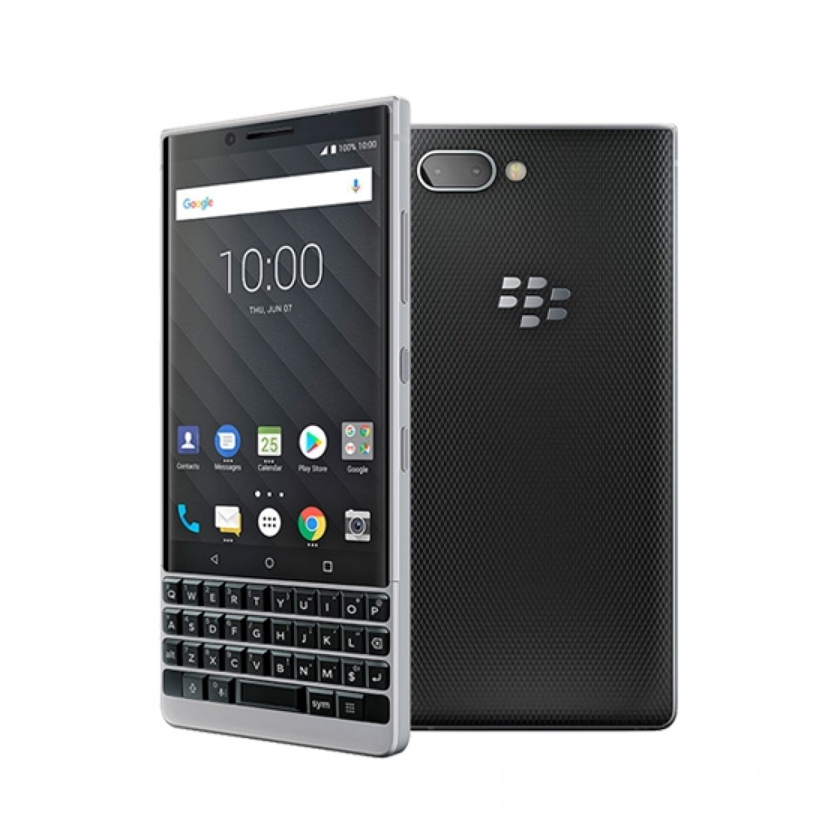 BlackBerry KEY2 128GB Silver