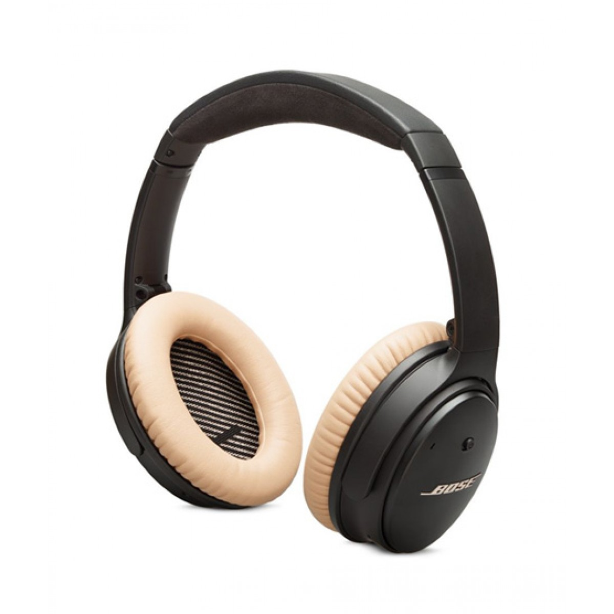 fb945c381bf Bose QuietComfort 25 Headphones Price in Pakistan | Buy Bose QC25 Acoustic  Noise Headphones Black/Gold For Apple Devices | iShopping.pk