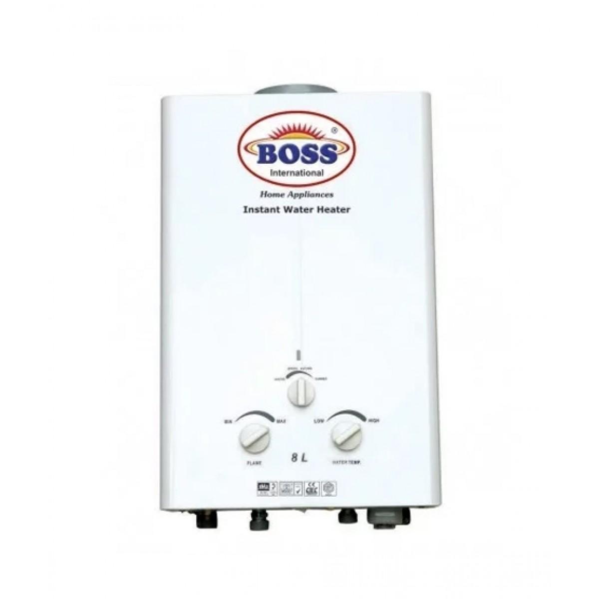 Boss Gas Instant Water Heater Price In Pakistan Buy Boss