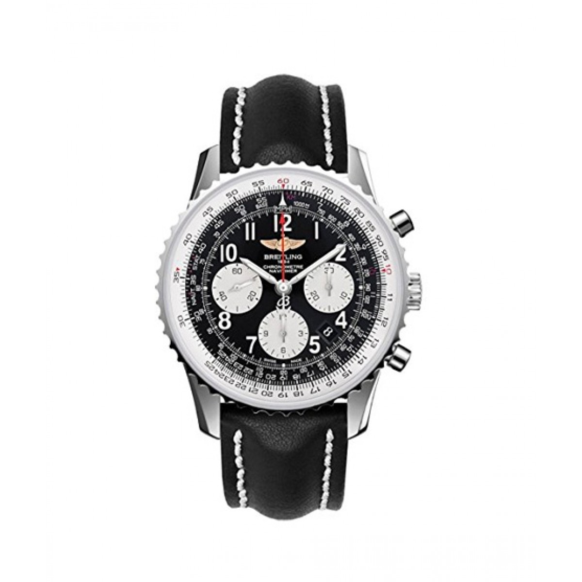 Breitling Navitimer 01 Men S Watch Black Ab012012 Bb02 436x