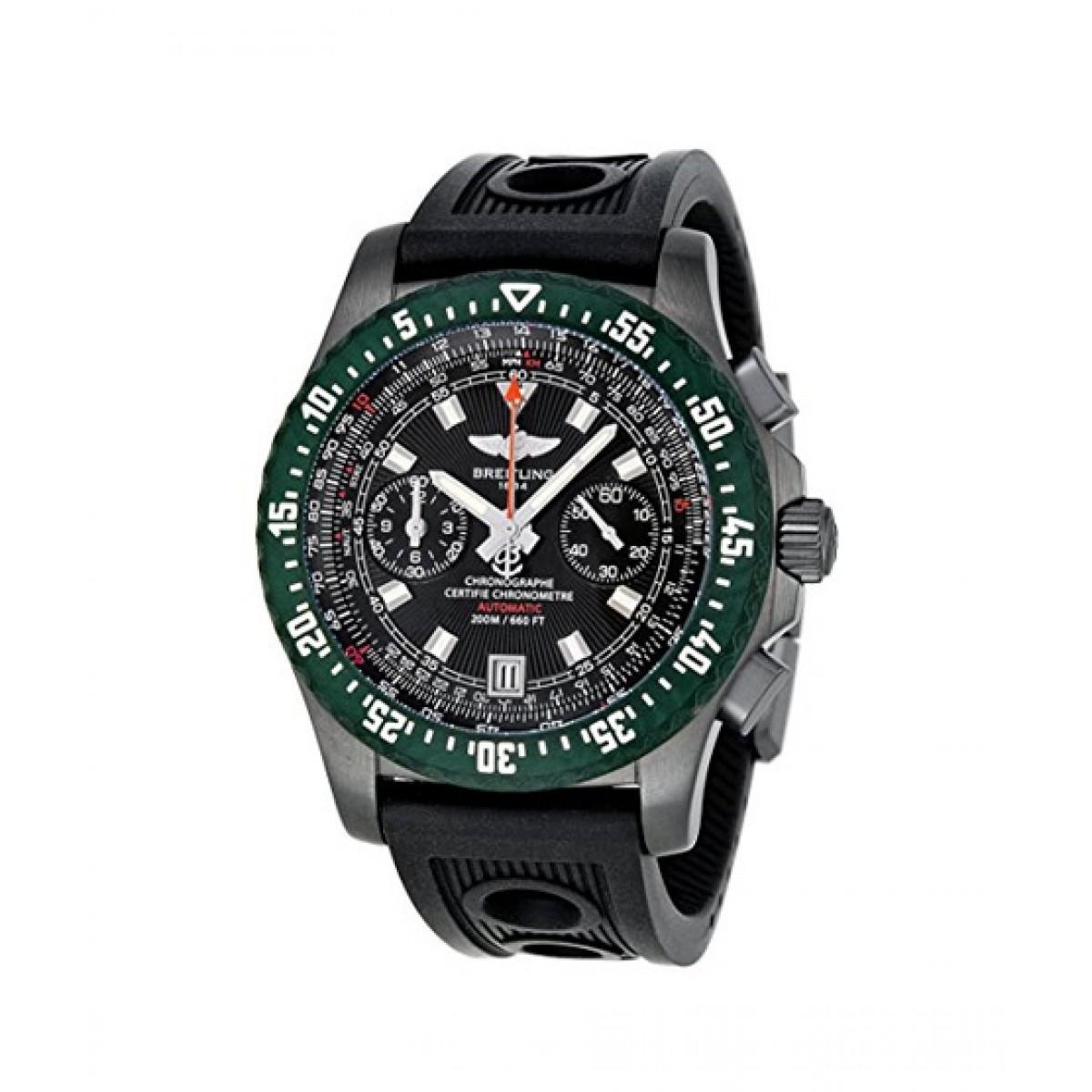 Breitling Skyracer Raven Men S Watch Black M27363a3 B823bkor
