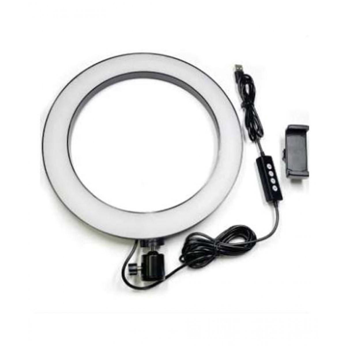 Ibuks Ring Light 26cm LED For Photography & Video Tiktok