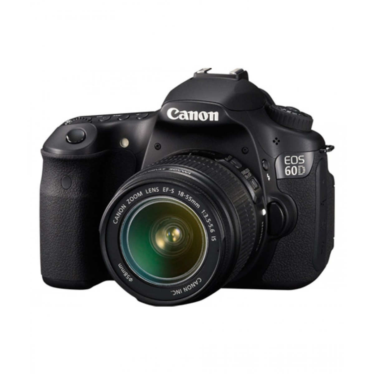 Canon EOS 60D DSLR Camera with 18-55mm Lens