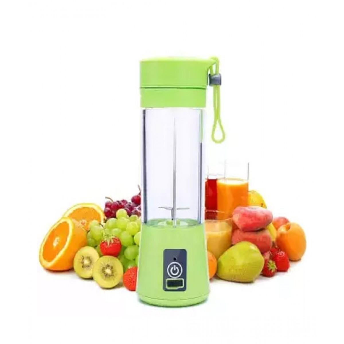 Caprio 1000mAh Rechargeable Juicer Blender Green