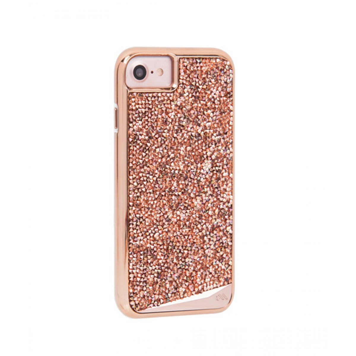 best loved 8a094 cbc74 Case Mate Brilliance Tough Case Rose Gold For iPhone 7 Plus