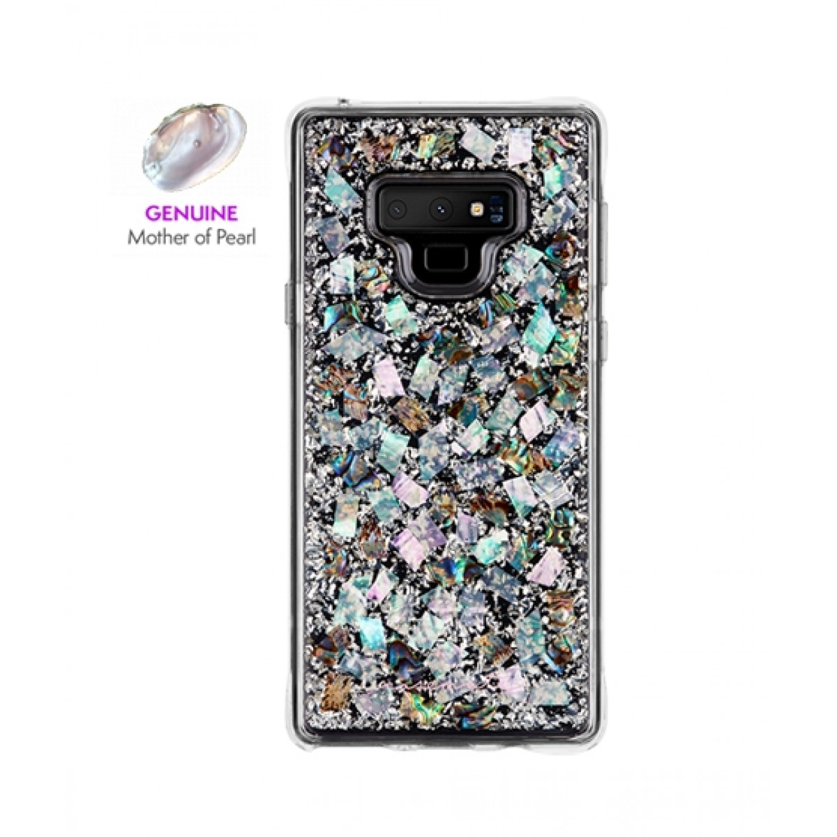 online retailer 51621 7ef9e Case Mate Karat Mother Of Pearl Case For Galaxy Note 9