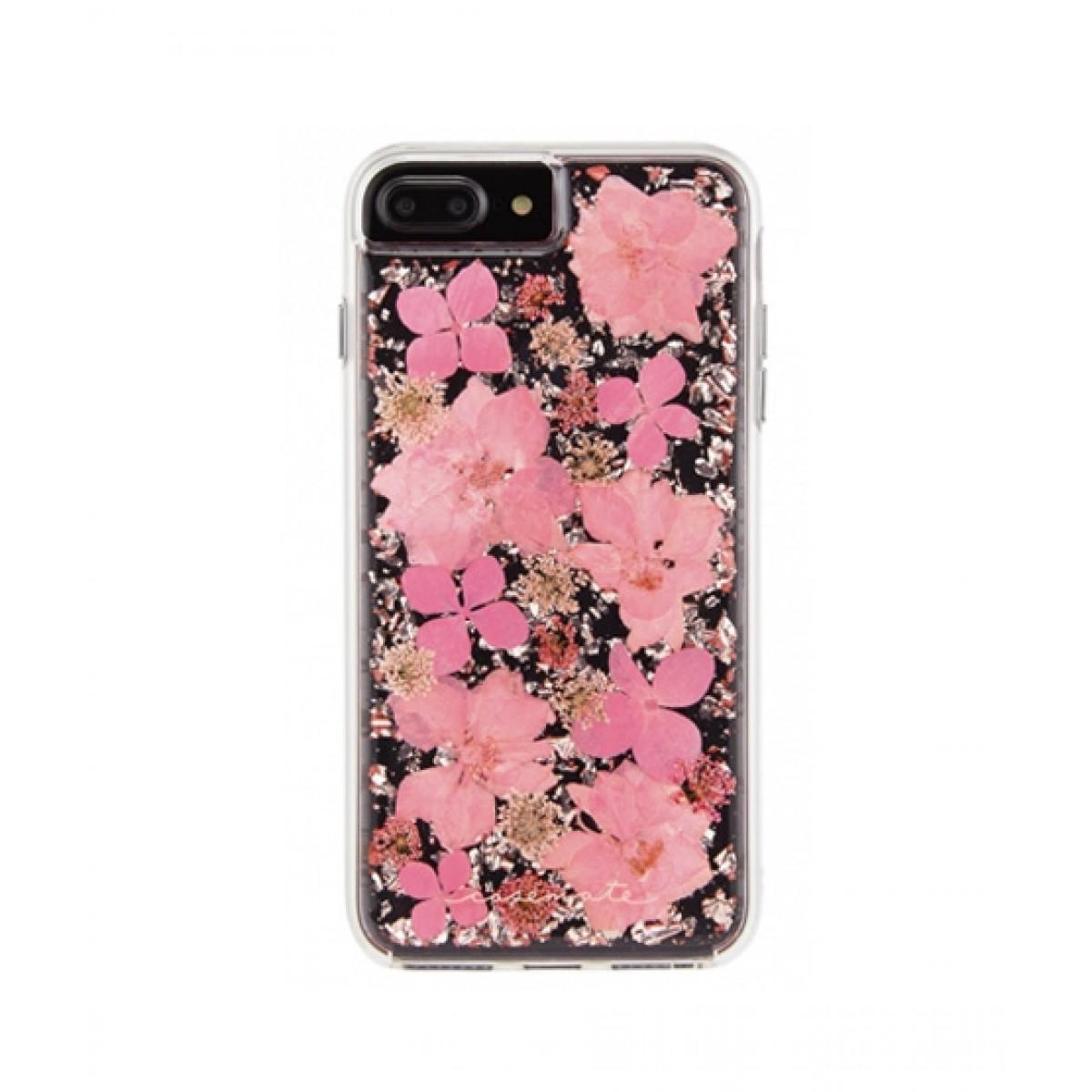 newest collection a0df2 5291b Case Mate Karat Petals Pink Case For iPhone 8 Plus
