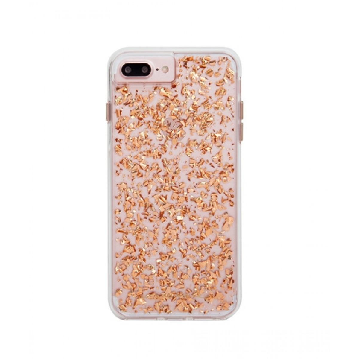 newest e9e8b ce4e0 Case Mate Karat Rose Gold Case For iPhone 8 Plus