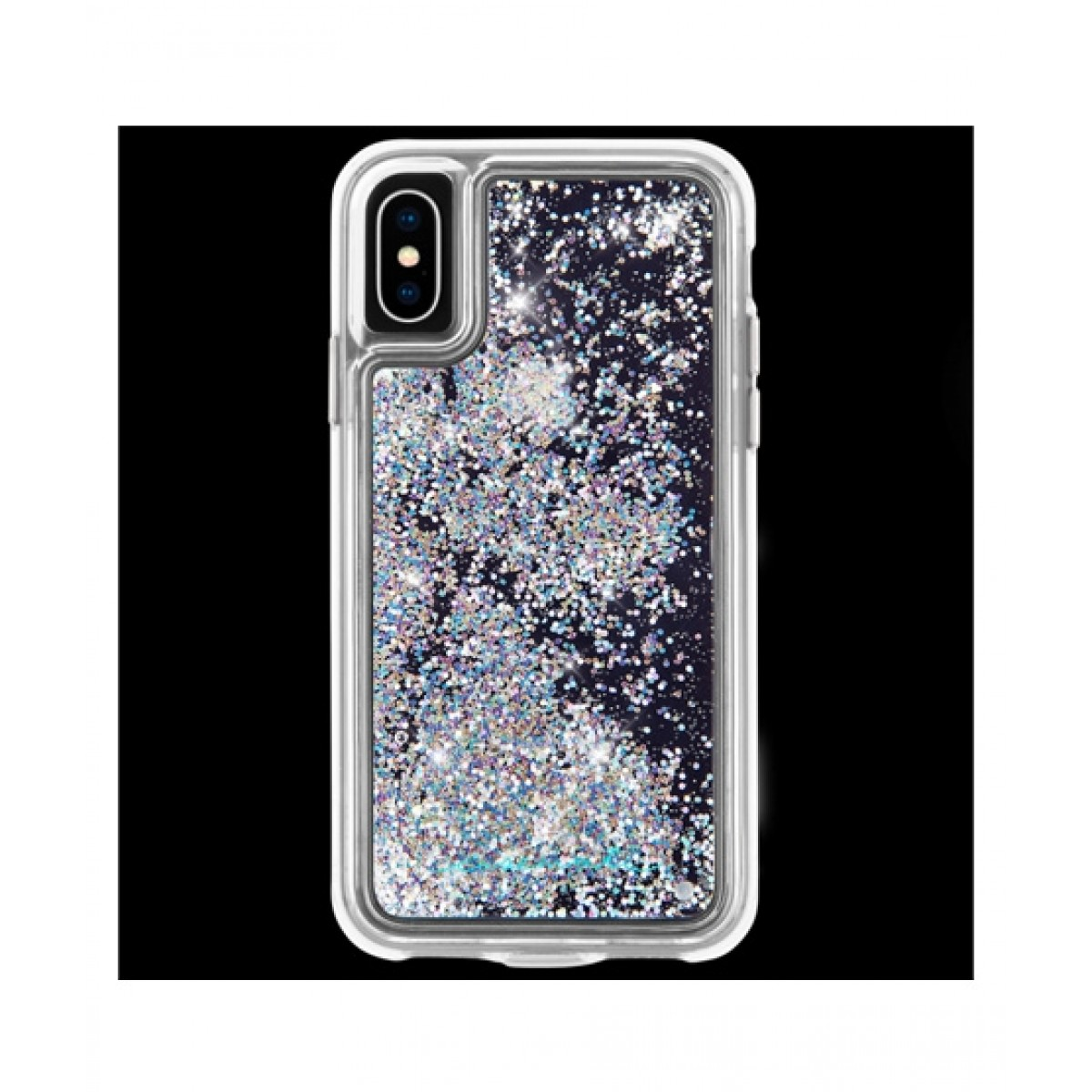 new arrivals e9ebb 1139f Case Mate Waterfall Iridescent Diamond Case For iPhone XS