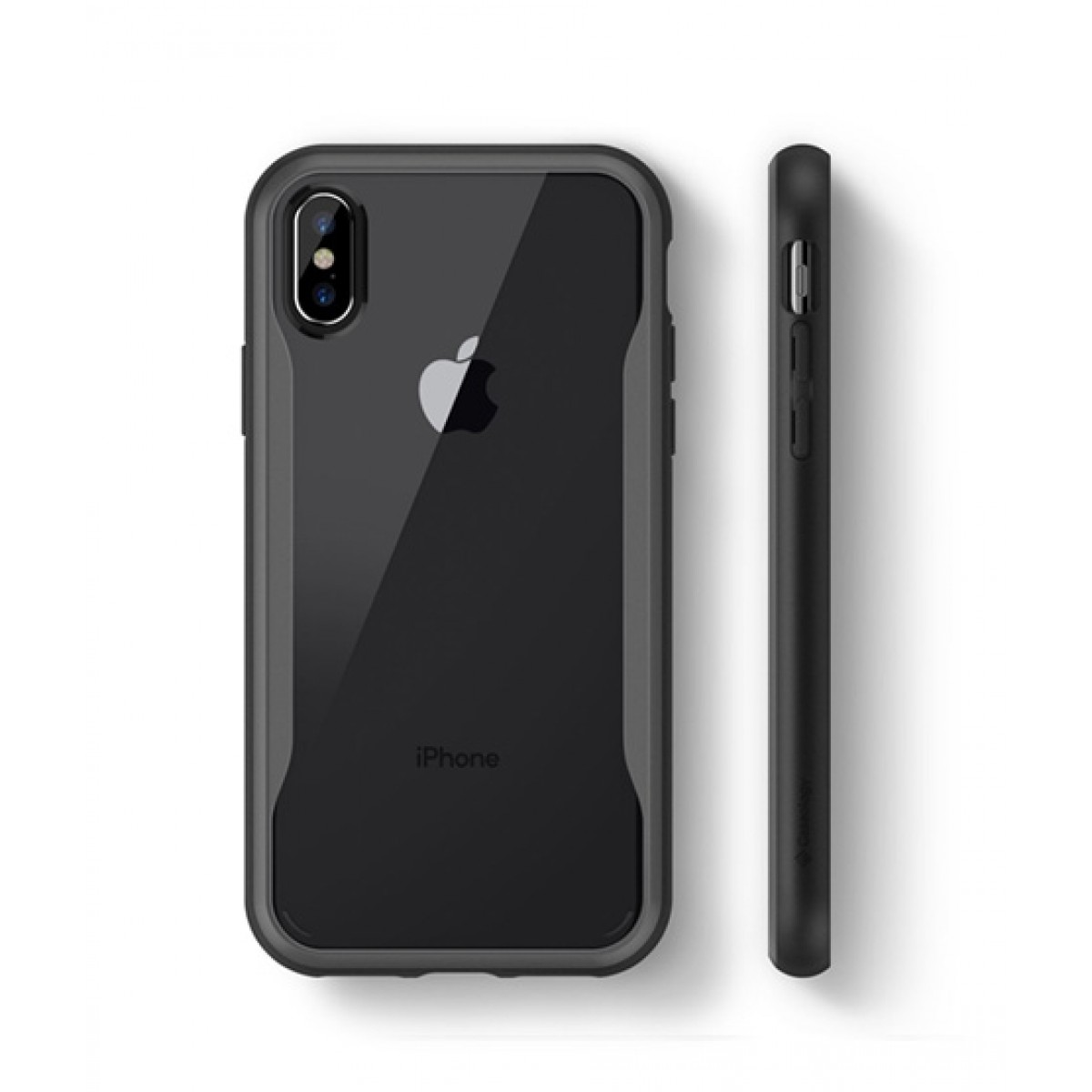 finest selection c0d81 b51d1 Caseology Coastline Gray Case For iPhone X/XS