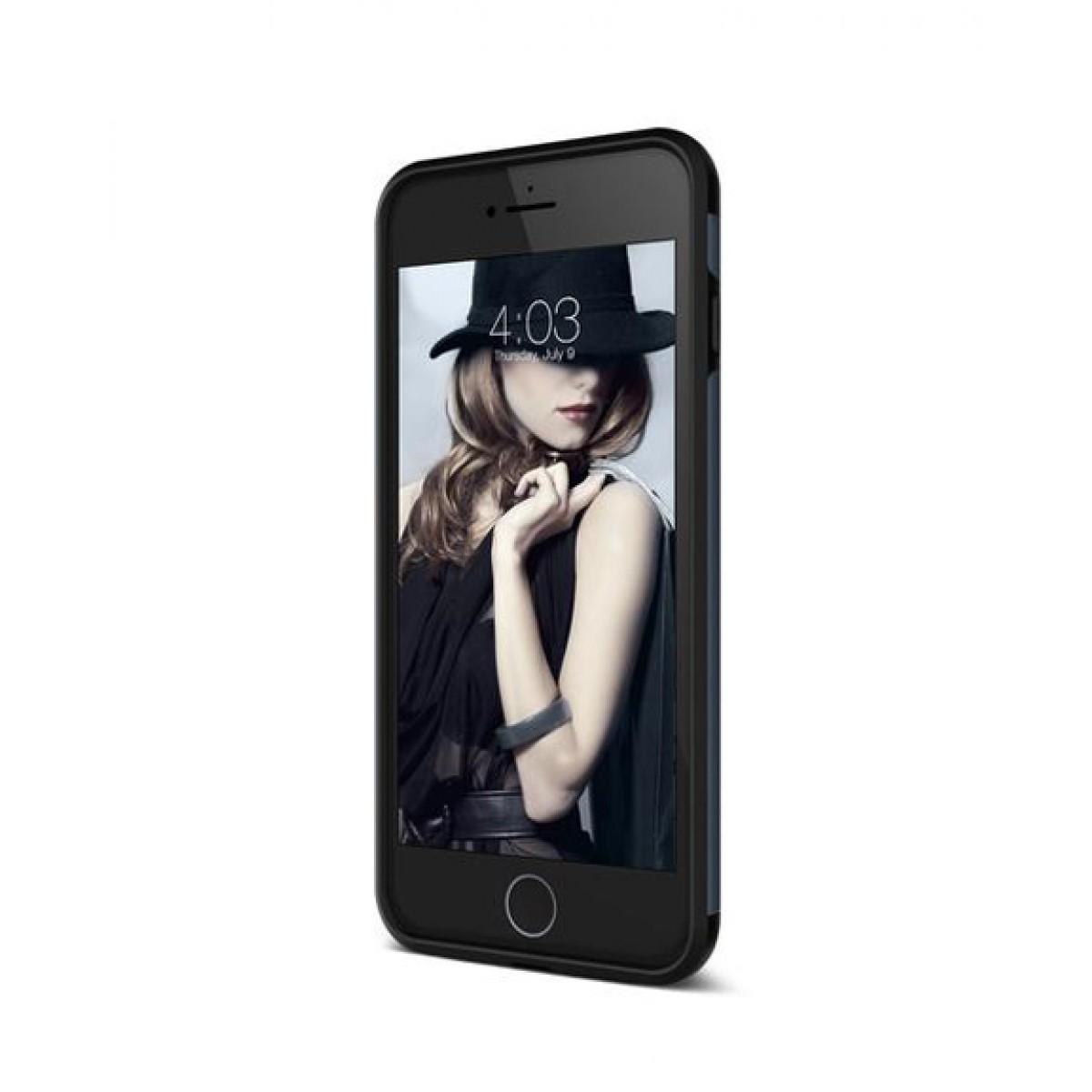 wholesale dealer b15a3 6b7e3 Caseology Titan Case Deep Blue For iPhone 7 Plus
