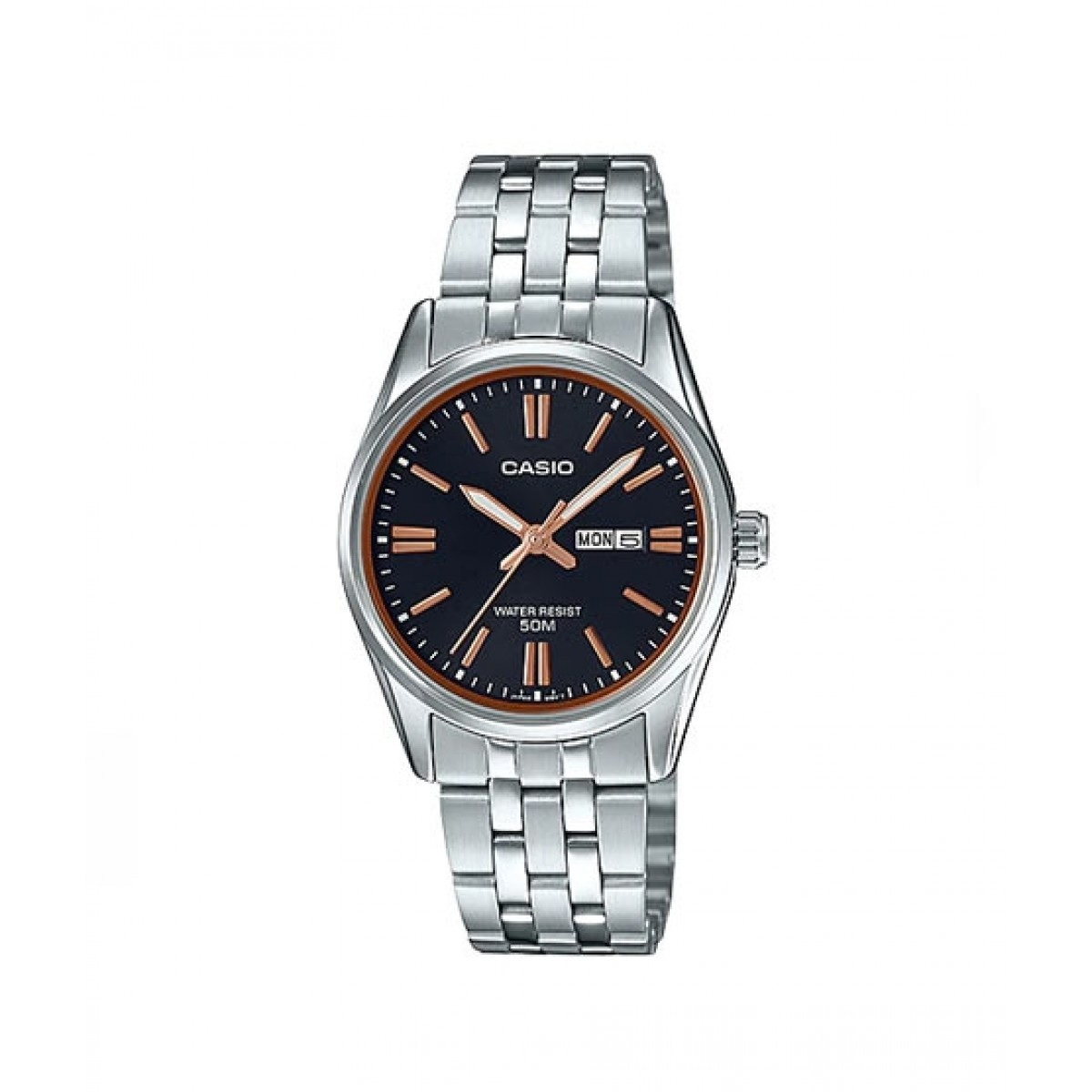 Casio Enticer Analog Watch For Women (LTP-1335D-1A2VDF)