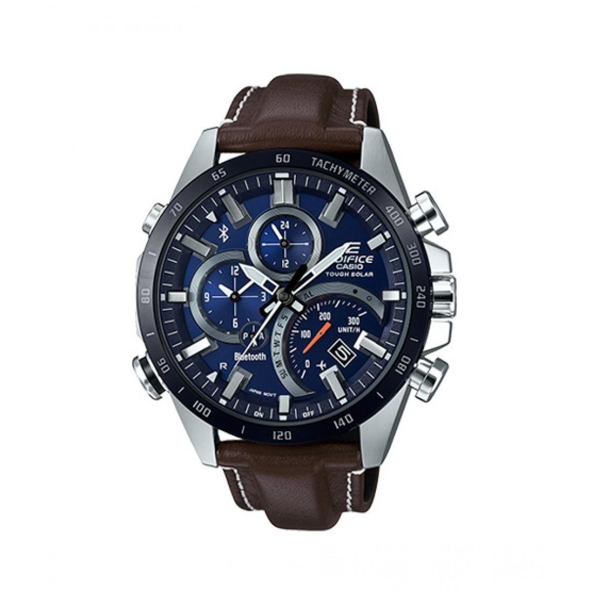 Casio Edifice Men's Watch Price in Pakistan | Buy Casio Men's Watch ( EQB501XBL-2A) | iShopping.pk
