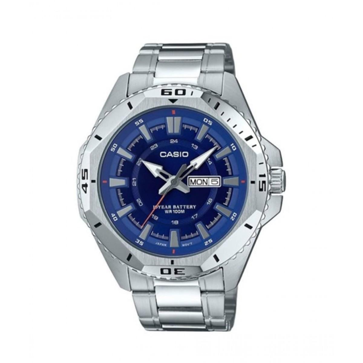 Casio Enticer Men's Watch (MTD-1085D-2AVDF)