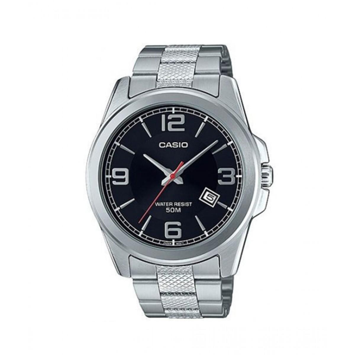 Casio Enticer Men's Watch (MTP-E138D-1AVDF)