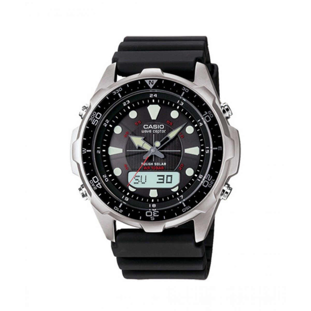 Casio Wave Ceptor Men's Watch (WVA320J-1E)