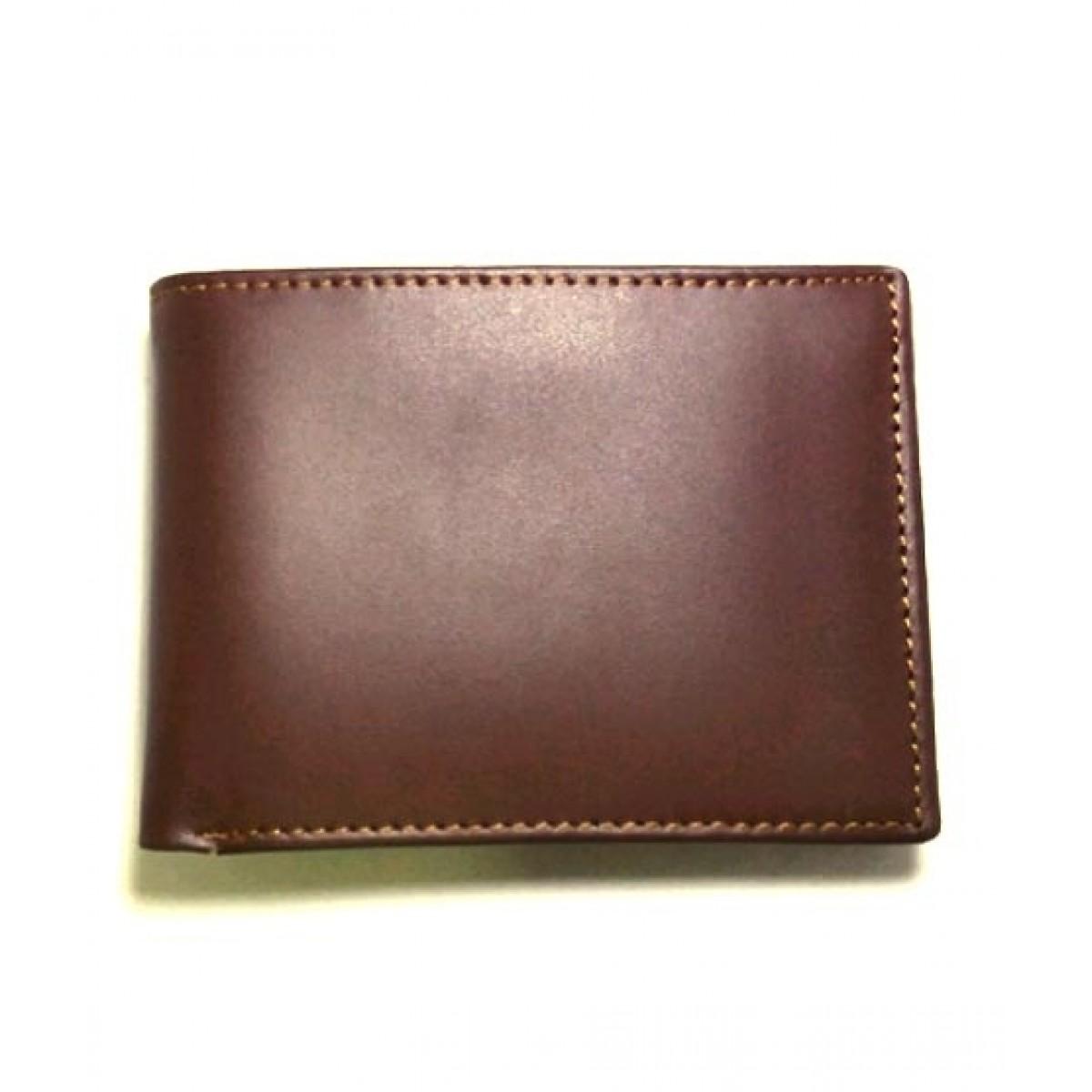 Afreeto Leather Wallet For Men Brown (0069)