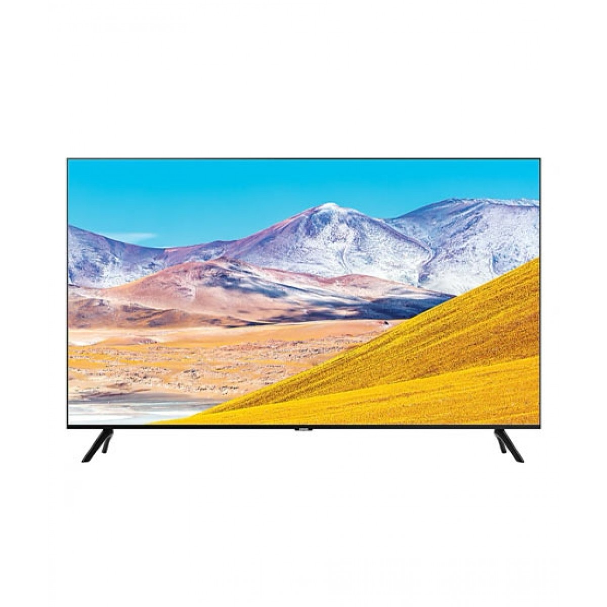 "Samsung 82"" Crystal UHD 4K Smart LED TV (82TU8000) - Official Warranty"