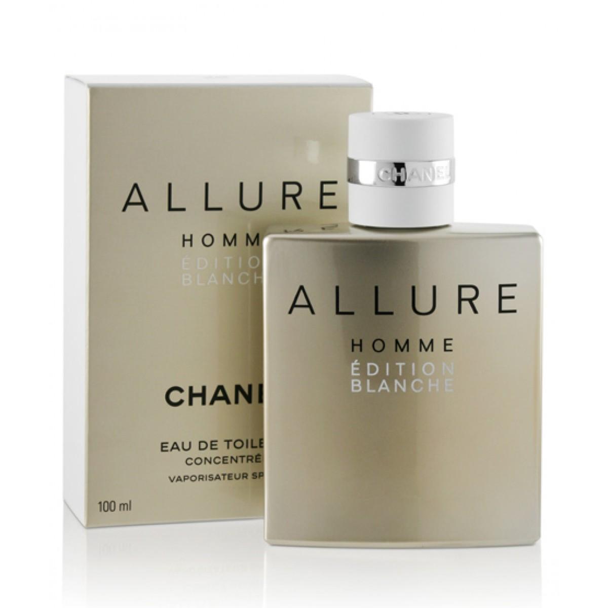 Chanel Allure Homme Edition Blanche Eau De Toilette Price In