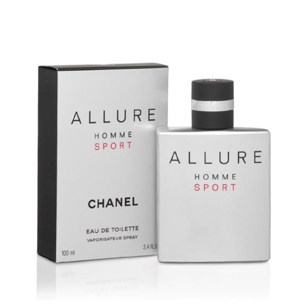 Chanel Allure Homme Sport Eau de Toilette for Men 100ml
