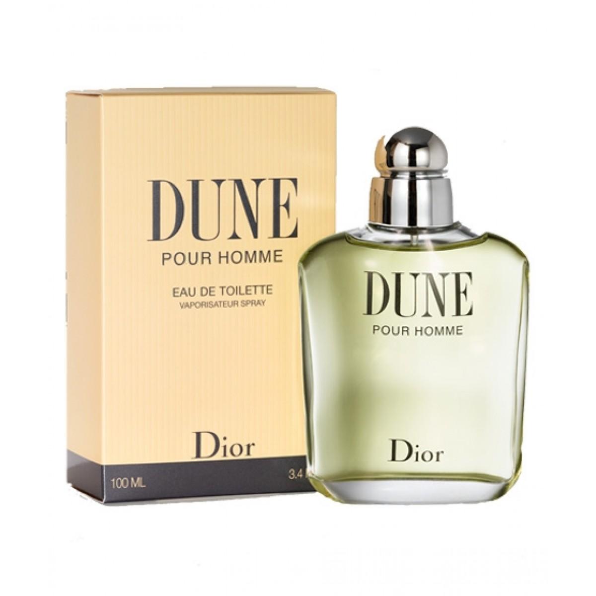 Christian Dior Dune Pour Homme Eau De Toilette For Men 100ml