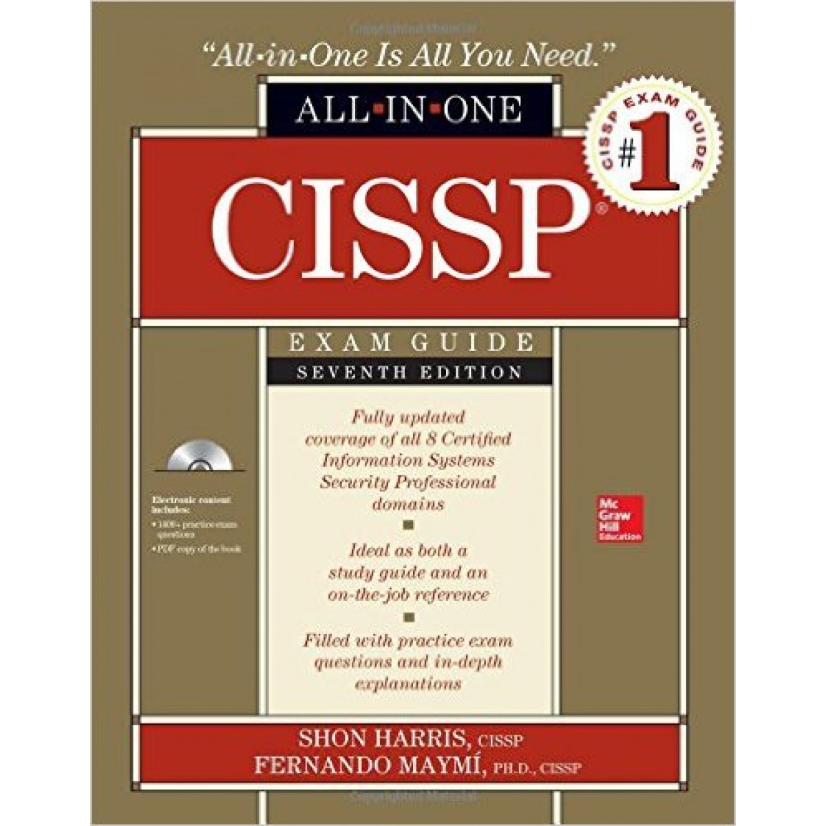cissp all-in-one exam guide seventh edition 8th edition