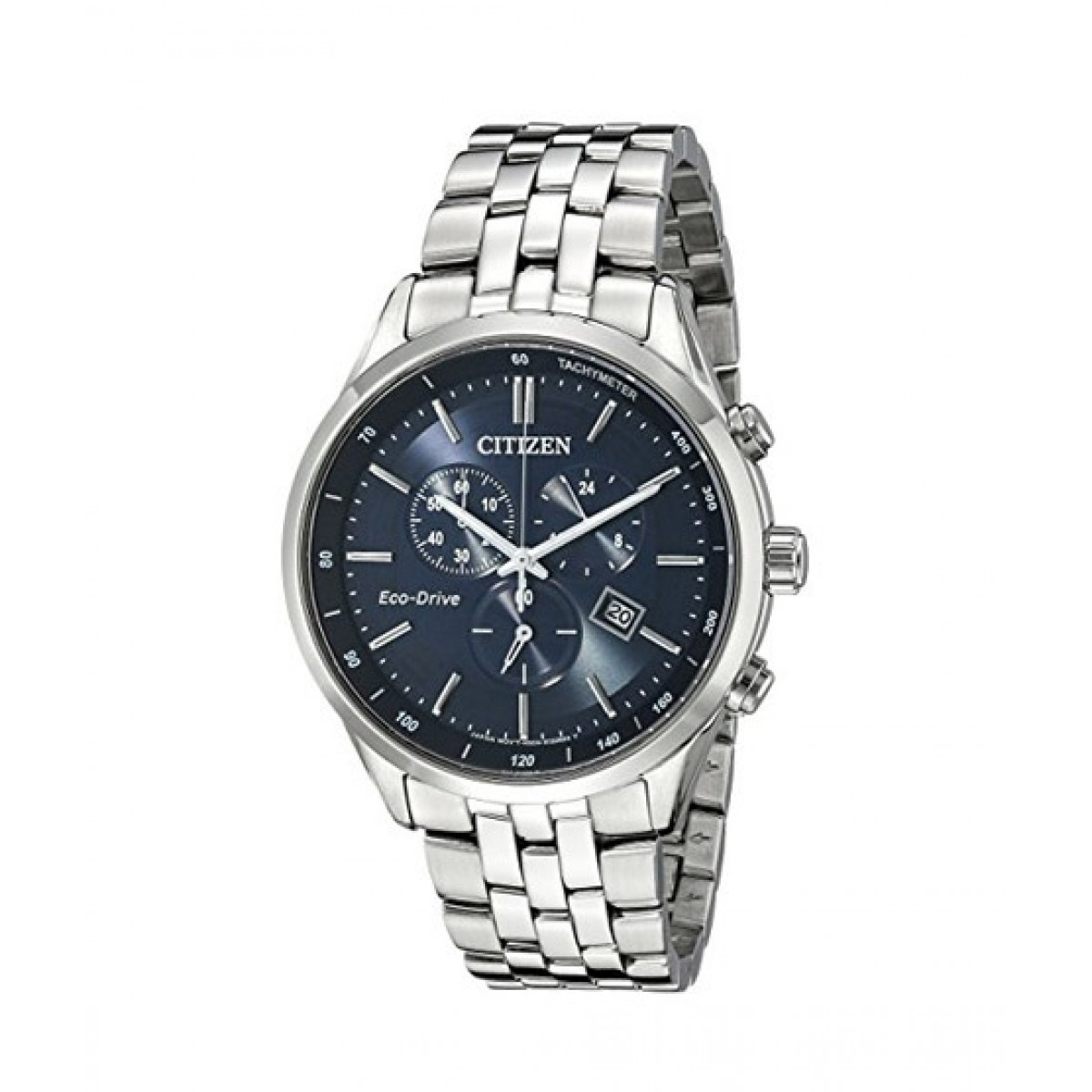Citizen Eco-Drive Men's Watch Price in Pakistan | Buy Citizen Eco-Drive  Men's Watch Silver (AT2141-52L) | iShopping.pk