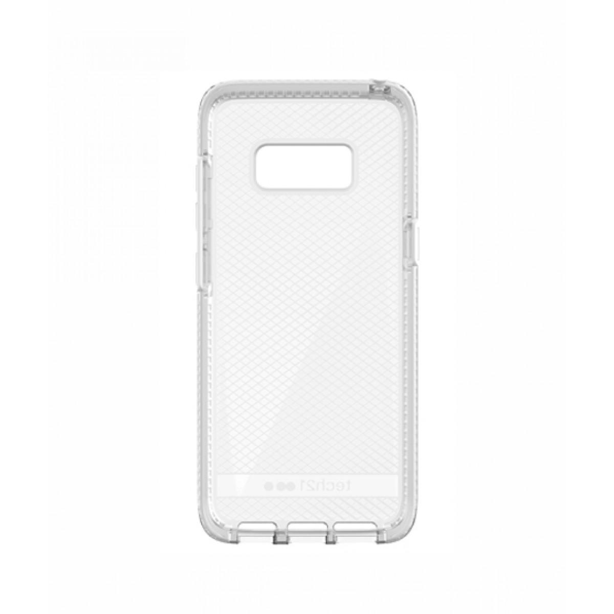 pretty nice 80454 e06f4 Tech21 Evo Check Clear/White Case For Galaxy S8