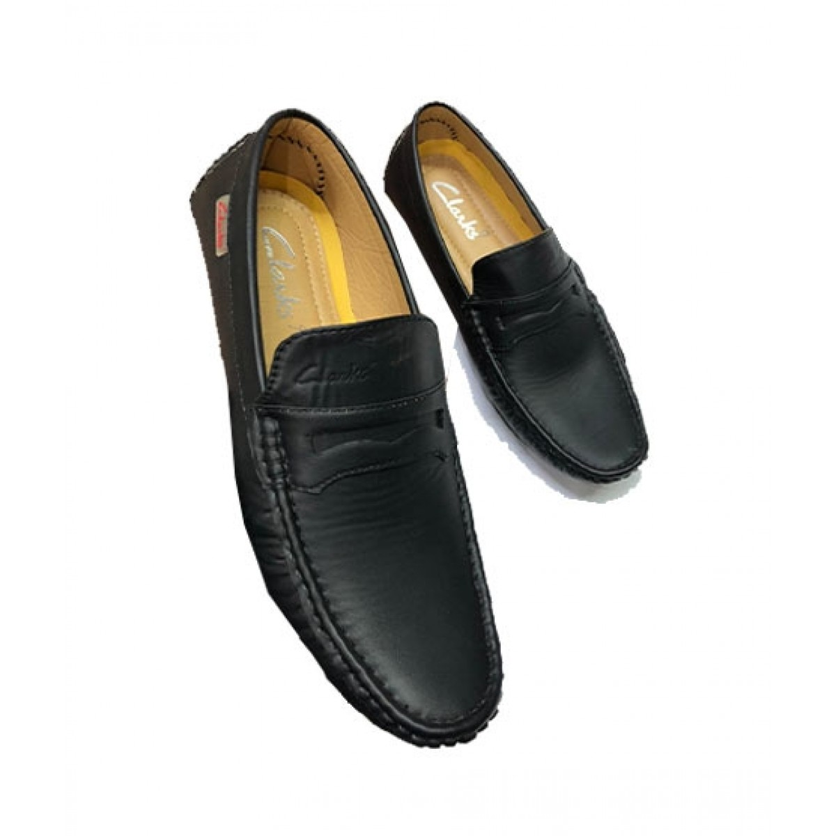 Clothink Casual Loafers For Men Black (0004)