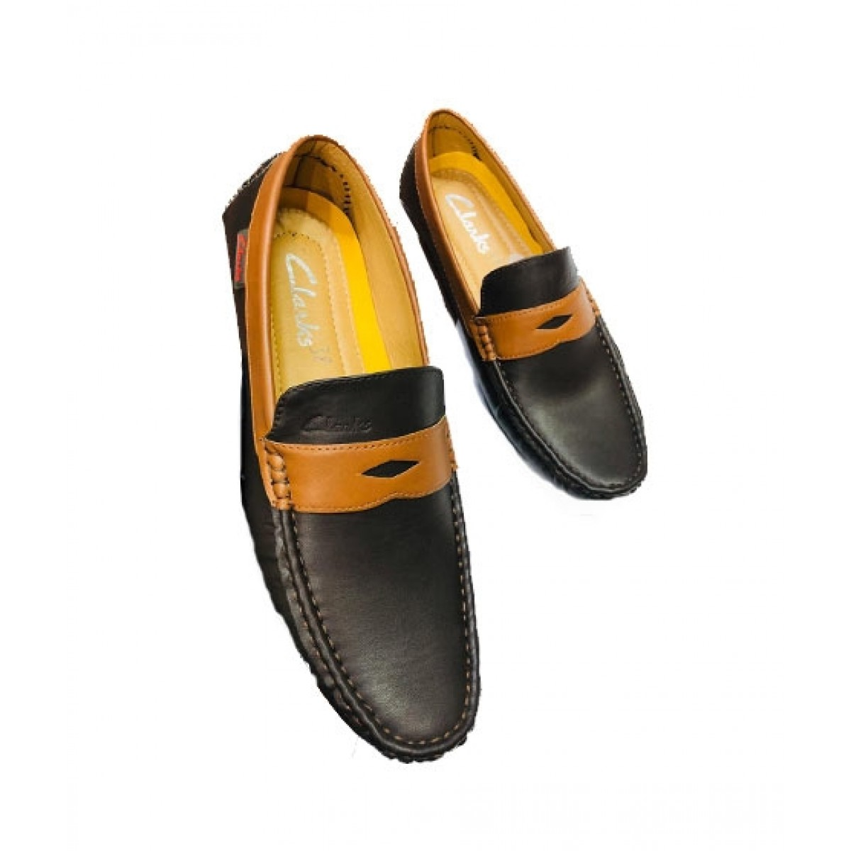 Clothink Casual Loafers For Men Brown (0005)