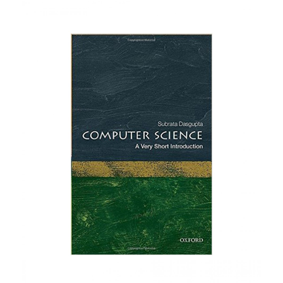 Computer Science A Very Short Introduction Book 1st Edition