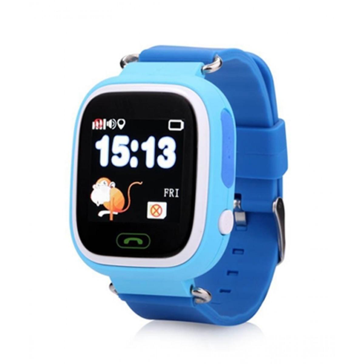 b6f161e0e8c Corporate Traders GPS Smart Watch GSM Price in Pakistan | Buy Corporate  Traders GPS Smart Watch GSM Blue (Q90) | iShopping.pk