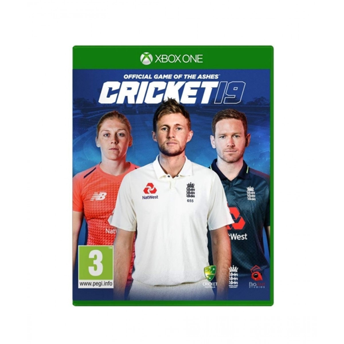 Cricket 19 The Official Game Of The Ashes Game For Xbox One