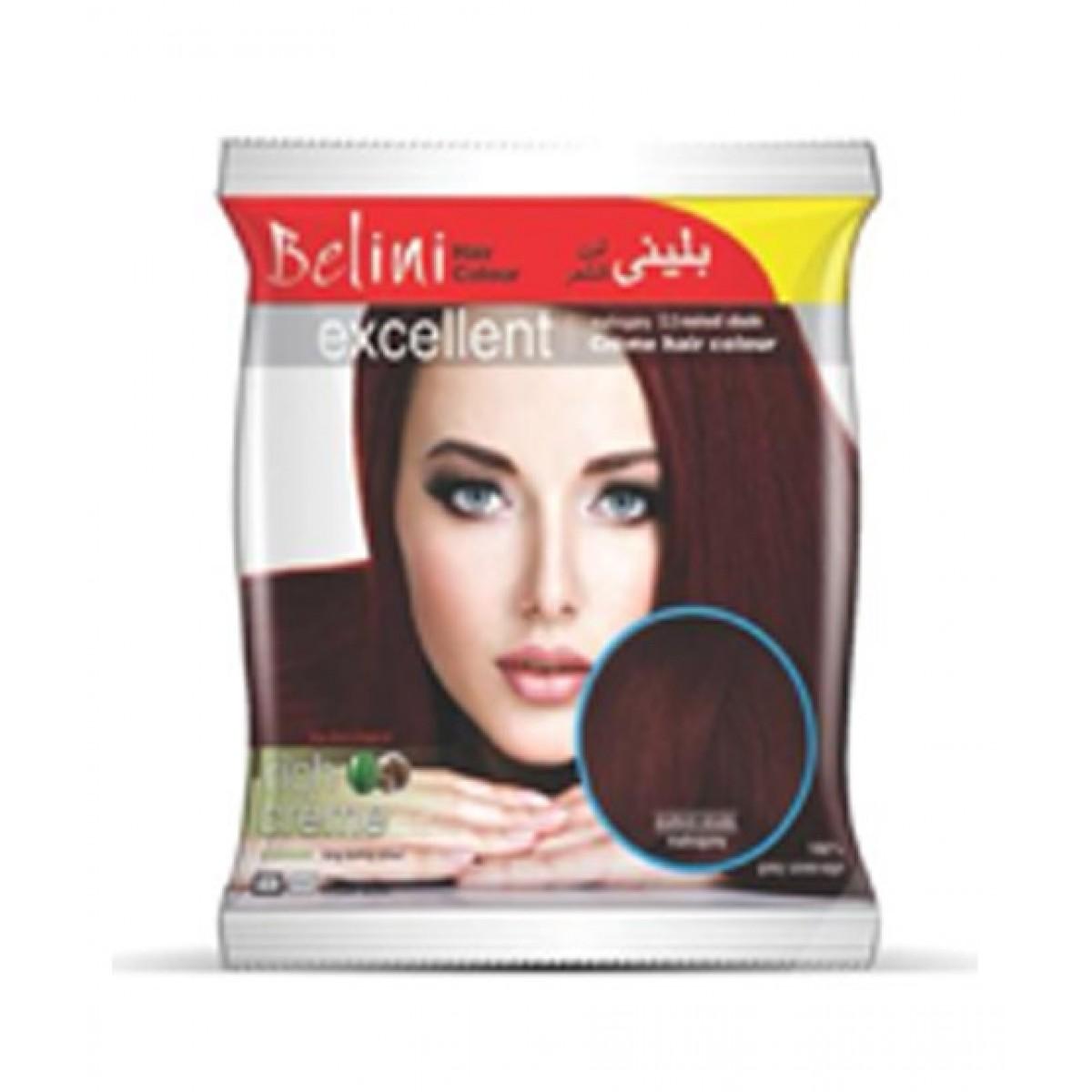 Customized Solutions Belini Premium Hair Color Mehndi Shade