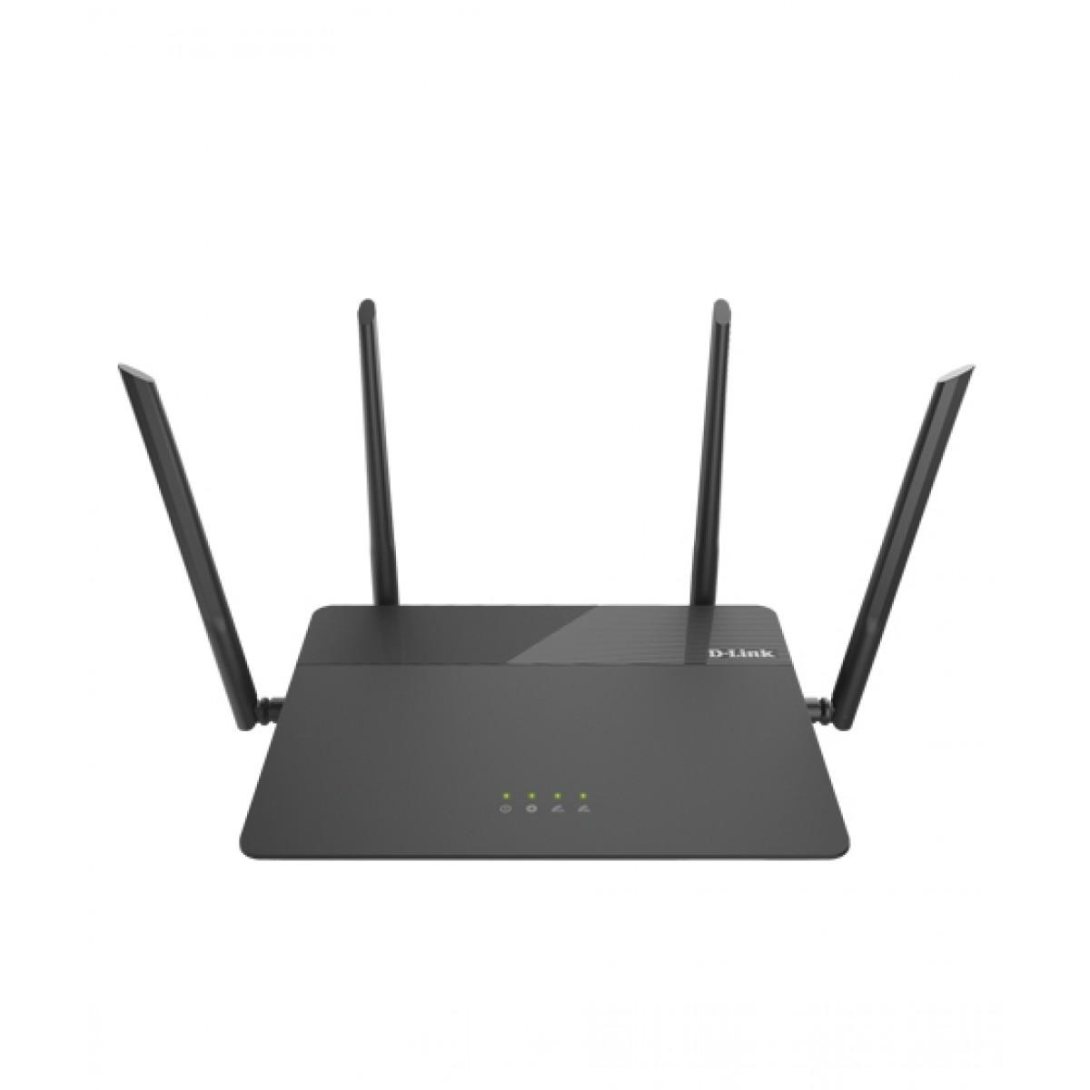 D-Link AC2600 MU-MIMO Dual-Band Ultra Gigabit Wi-Fi Router (DIR-882)