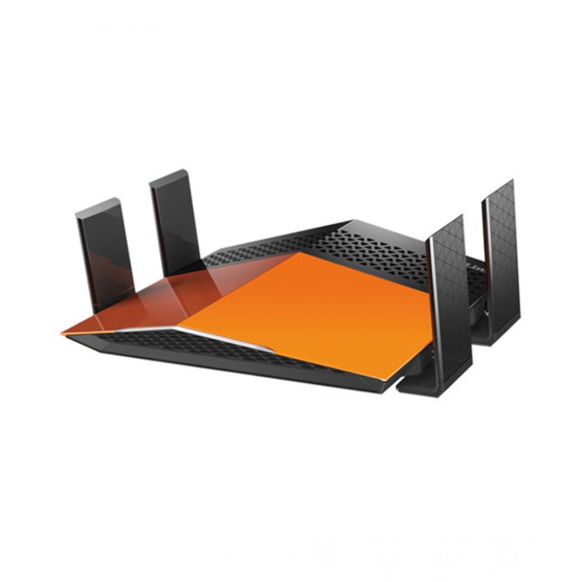 D-Link Dual-Band Wireless-AC1900 Gigabit Router (DIR-879)