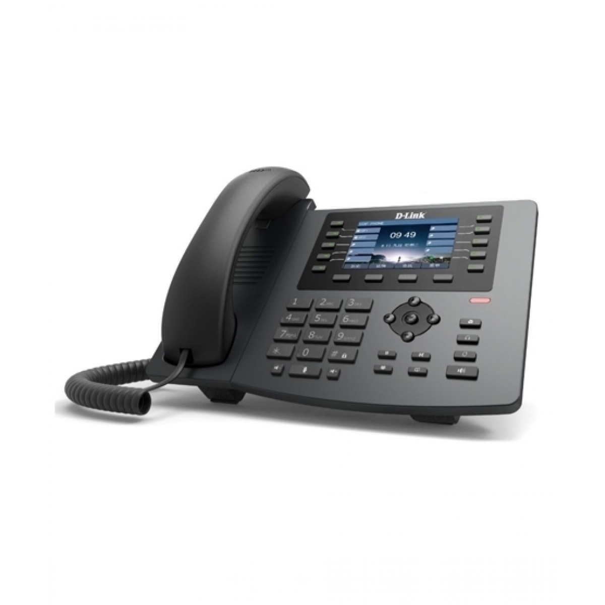 D-Link SIP Phone With Color LCD (DPH-400G/F5)