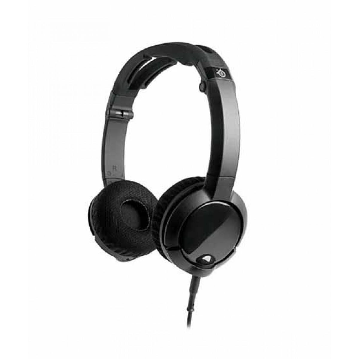 5fdb1c8acd6 SteelSeries Flux Gaming Headset Black Price in Pakistan   Buy SteelSeries  On-Ear Headset Black   iShopping.pk