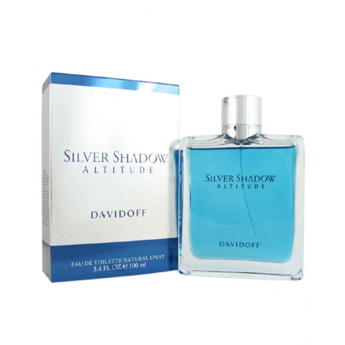 Davidoff Silver Shadow Altitude Eau De Toilette Price In Pakistan