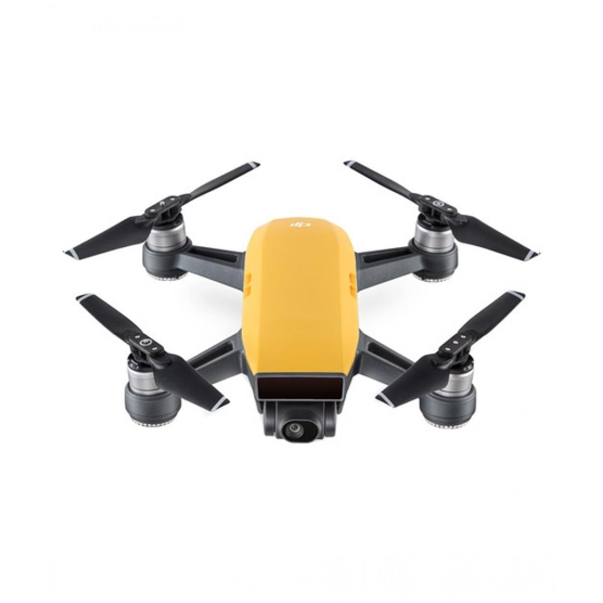 DJI Spark Quadcopter Sunrise Yellow